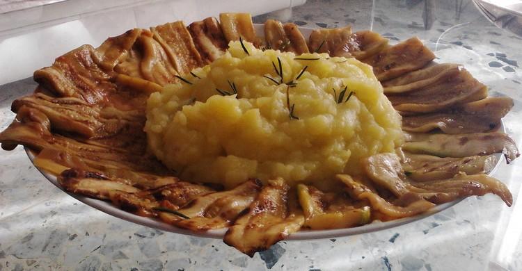 Crema di Patate al Rosmarino